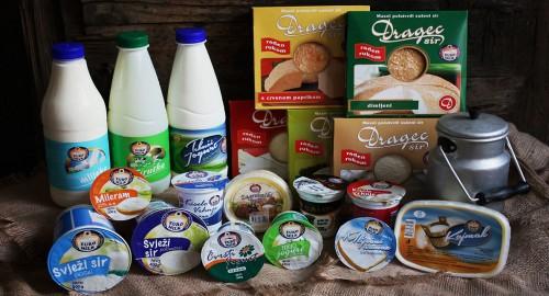 EURO-MILK proizvodi