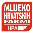 mlijeko hrvatskih farmi