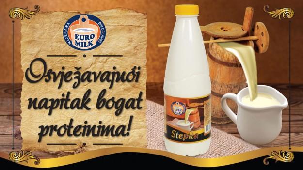EURO-MILK Stepka